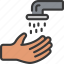 wash, hands, hand, washing