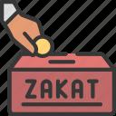 zakat, donation, donate, money, coins