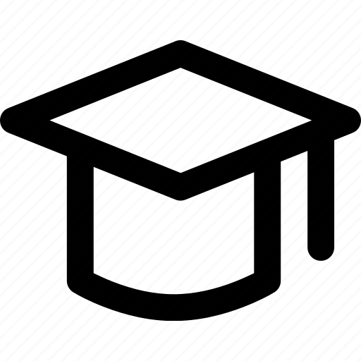 board, cap, degree, education, graduate, graduation, mortar icon