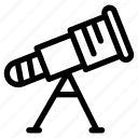 binocular, binoculars, zoom icon