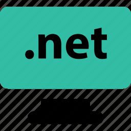 business, explore, net, website icon