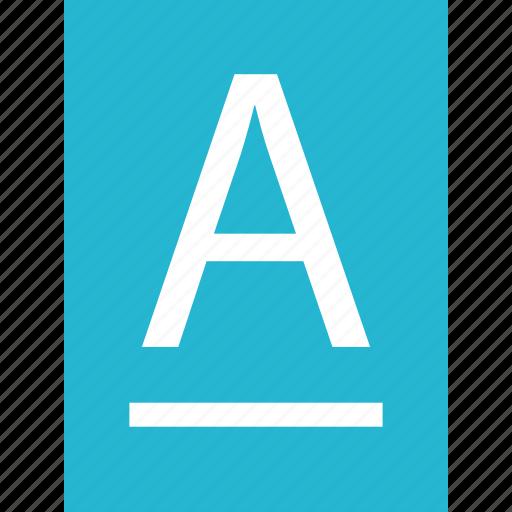 A, edit, online, web icon - Download on Iconfinder