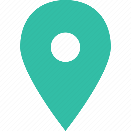gps, locate, online, web icon