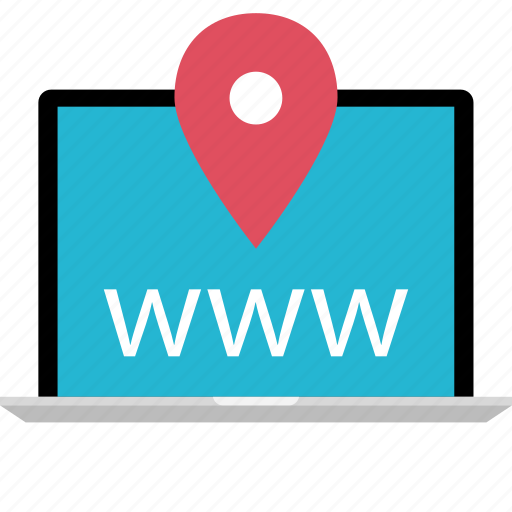 direction, online, web, www icon