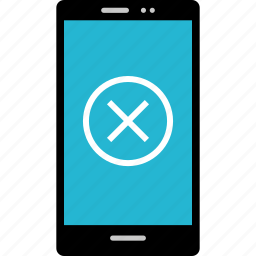 delete, online, web, x icon