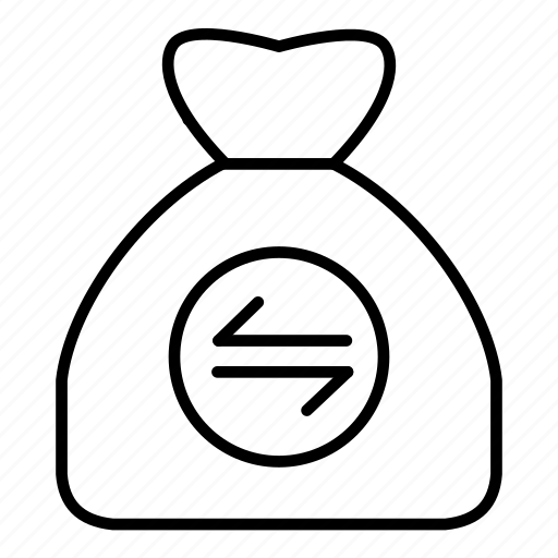 balance, business, random, transfer icon