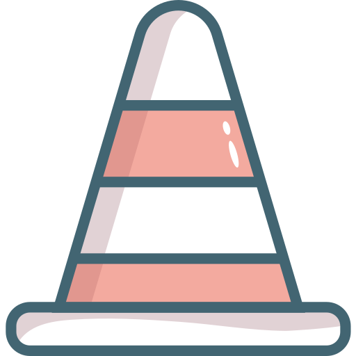 Cone, construction, hat, traffic cone icon - Free download