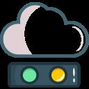 cloud, server
