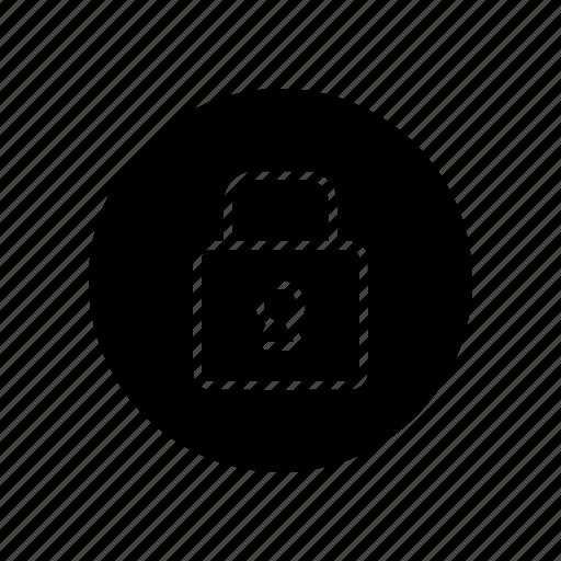 lock, pasword icon