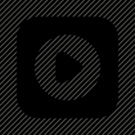 audio, media, play icon