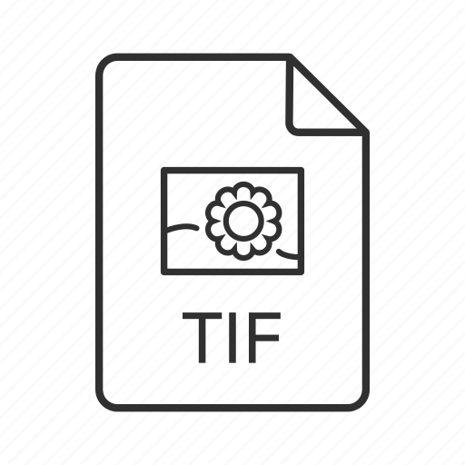 tagged image file, tif, tif document, tif file, tif file icon, tif format, tif icon icon