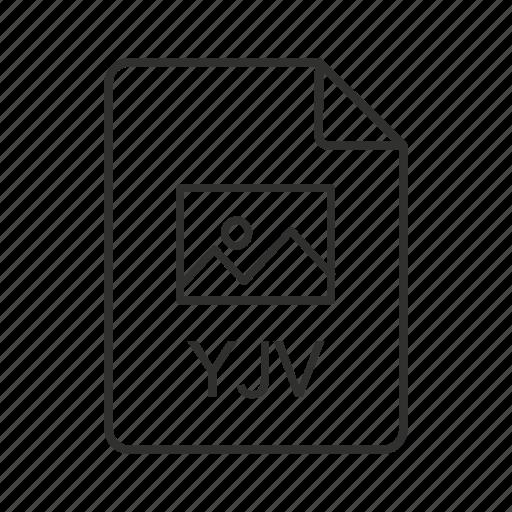 yjv, yjv document, yjv file, yjv file document, yjv file icon, yjv format, yjv icon icon