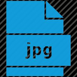 image, jpg, raster image file format icon