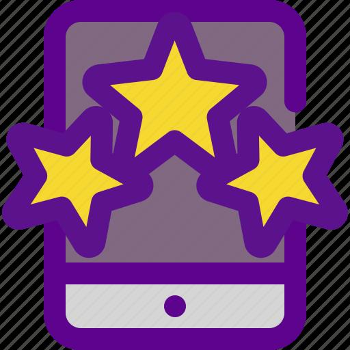 classification, fav, ipad, rank icon