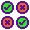 classification, rank, rate, signs icon