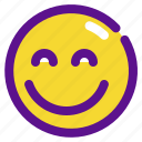 classification, rank, satisfied, smile icon