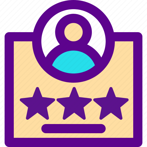 classification, rank, rate, smile, user icon