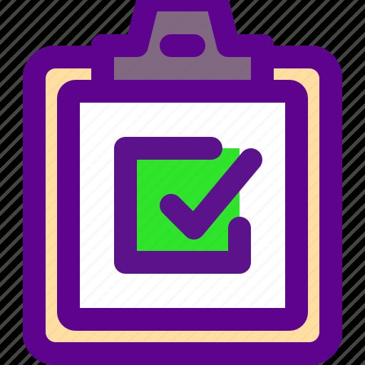 classification, feedback, rank, written icon