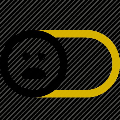 classification, rank, sad icon