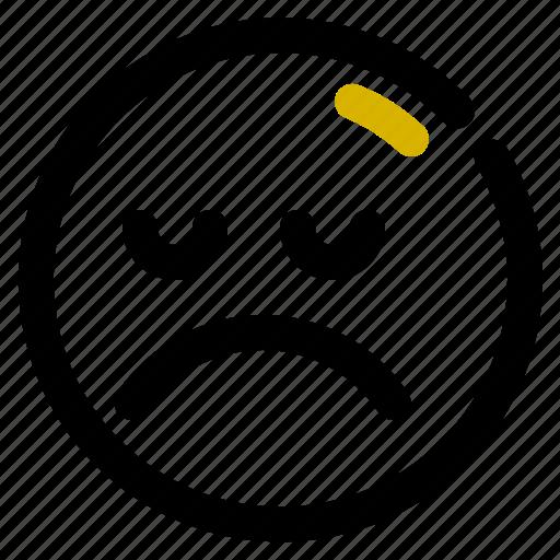 classification, rank, unsatisfied icon