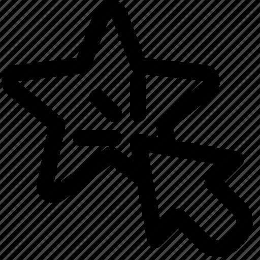 classification, cursor, fav, rank icon