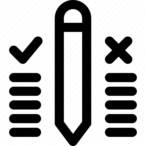 classification, feedback2, rank icon