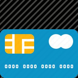bank, card, chip, credit, mastercard, sell, visa icon