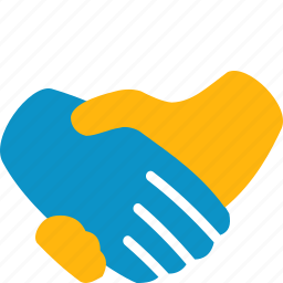 agreement, business, deal, hands, handshake icon