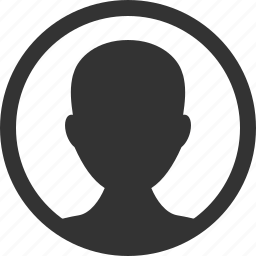 circle, user icon
