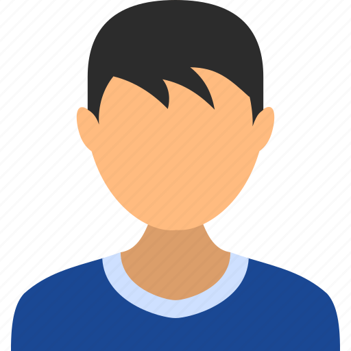 Boy Avatar: Account, Avatar, Boy, Child, Kid, Man, User Icon