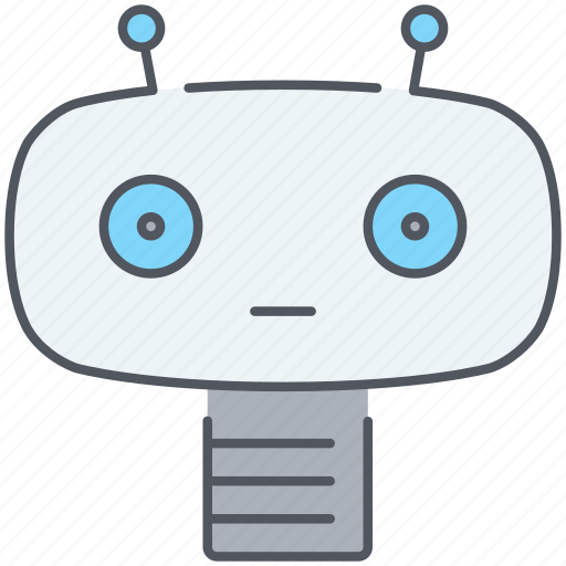 Alien, android, avatar, monster, robot, space, ufo icon - Download on Iconfinder