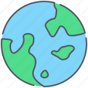 civilization, earth, gaya, global, planet, space, world icon