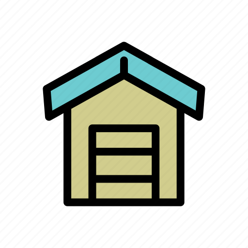 apartment, architecture, building, estate, home, house, real icon