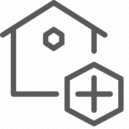 add, buy, create, estate, home, house, new, real icon