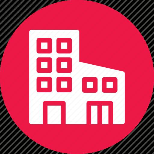 apartments, buildings, neighbor, neighbors, real estate icon