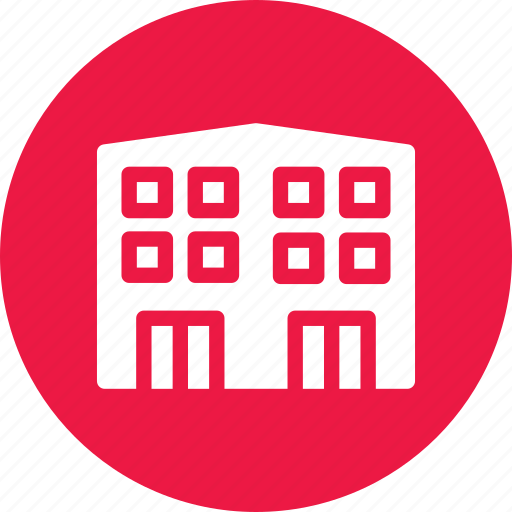 apartments, building, buildings, neighbors icon