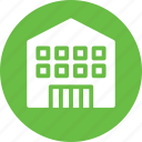 apartments, building, buildings, house, houses, villa icon