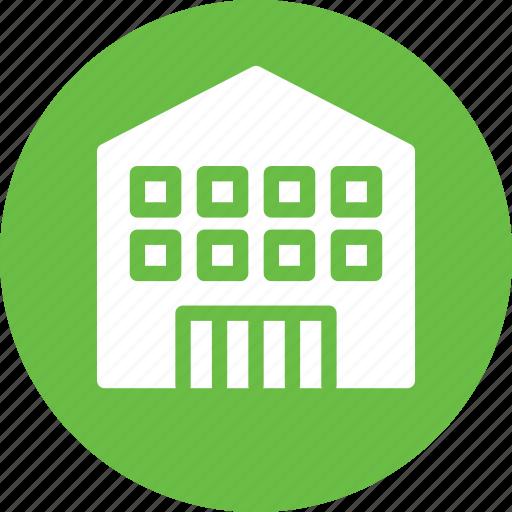 apartments, building, buildings, house, houses, villa icon