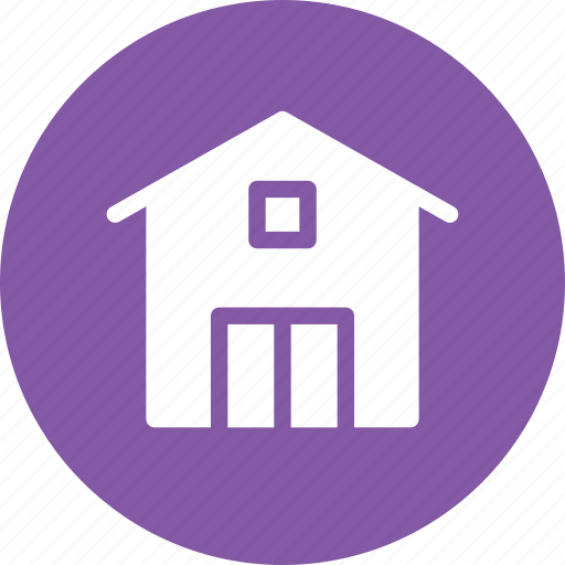 garage, home, house, real estate, store icon