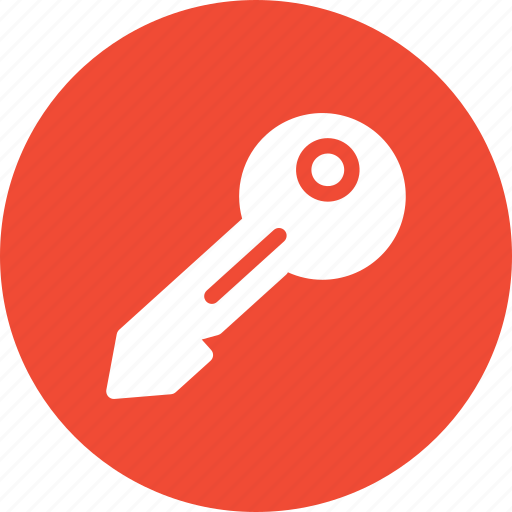 home, house, key, open, password, private, real estate icon