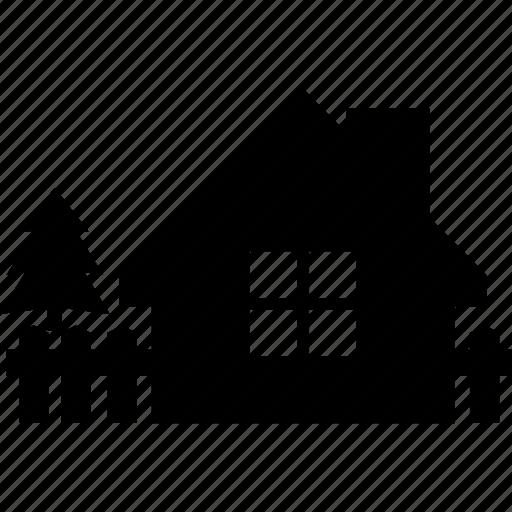 garden, home, house, yard icon