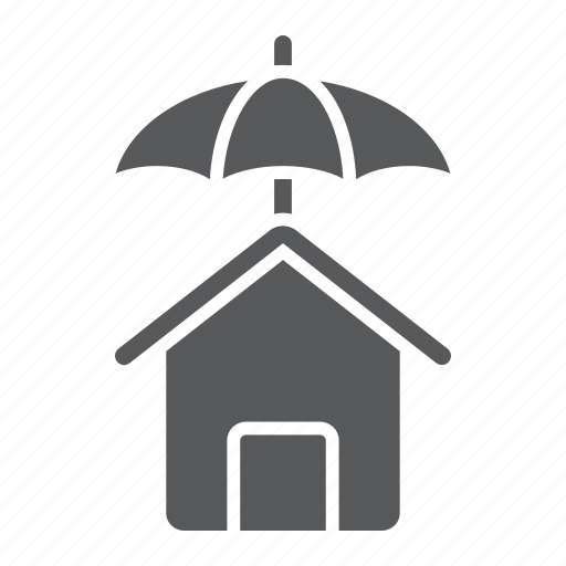 estate, home, house, insurance, property, protection, real icon