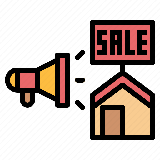 Advertise, advertising, megaphone, sale icon - Download on Iconfinder