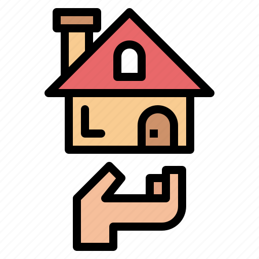 building, home, house, real estate icon