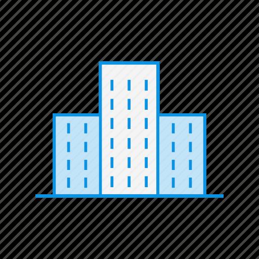 Buildings, estate, property, real estate icon - Download on Iconfinder