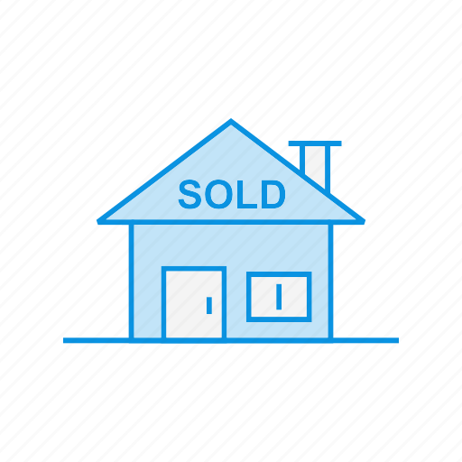 Estate, home, house, property, real estate, sold icon - Download on Iconfinder