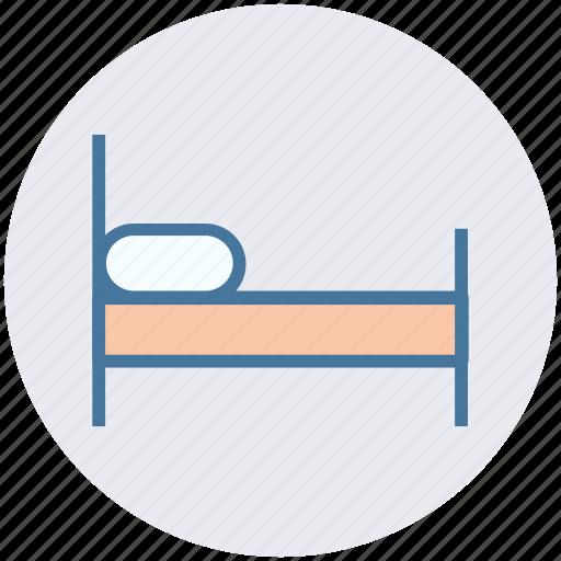 bed, bedroom, double bed, interior, single, sleep, sleeping icon
