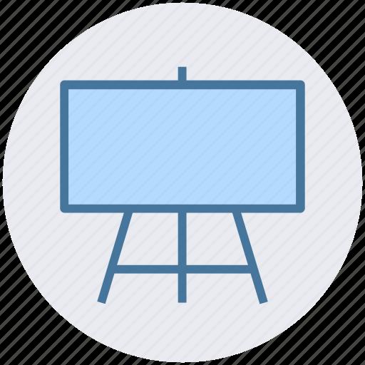art board, board, business, chart, office, painting board icon