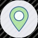gps, location, map, marker, pin, sticky