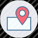 map, pin, sticky, location, marker, world, gps